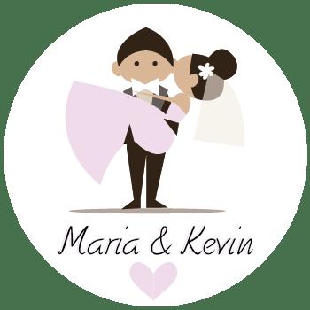MARIA Y KEVIN