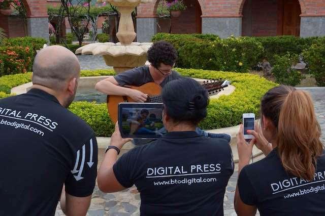 Digital Press equipo BTODigital