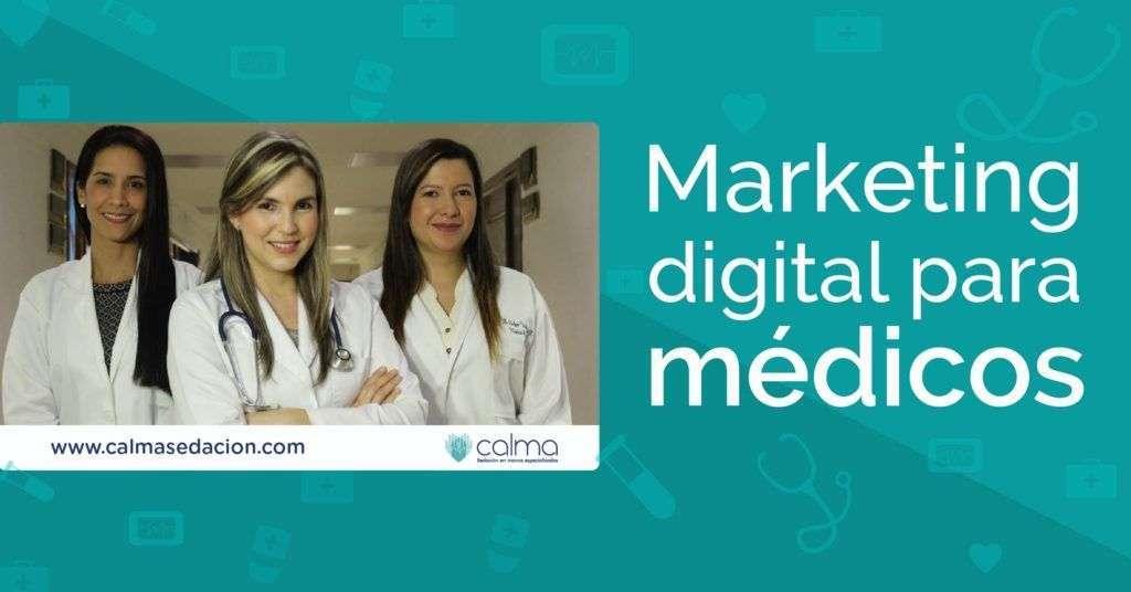Marketing para médicos y el sector salud