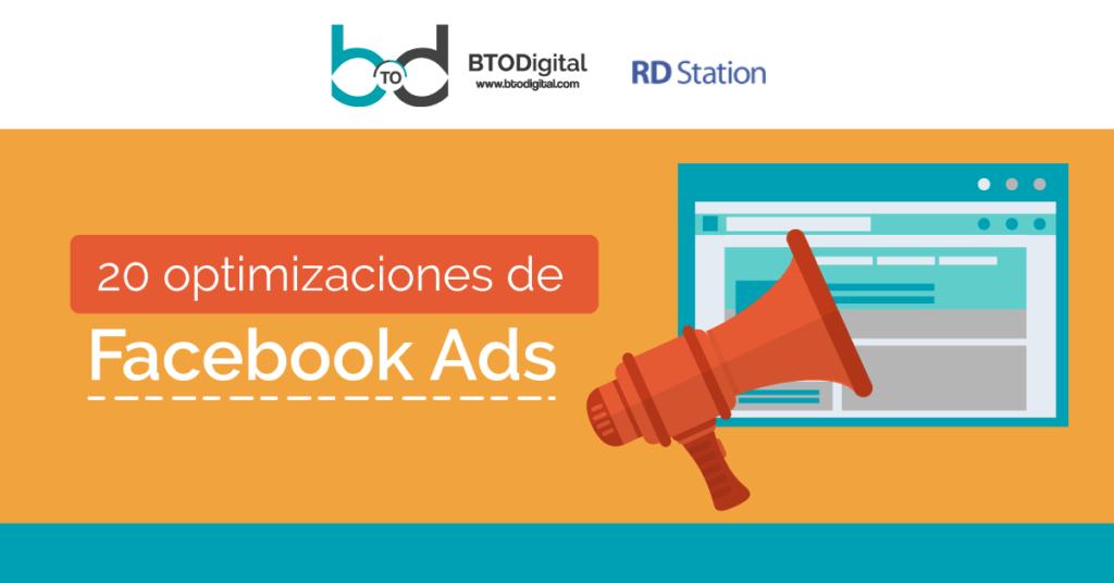20 optimizaciones de Facebook Ads para obtener resultados reales