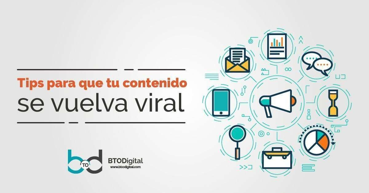 tips para que tu contenido se vuelva viral