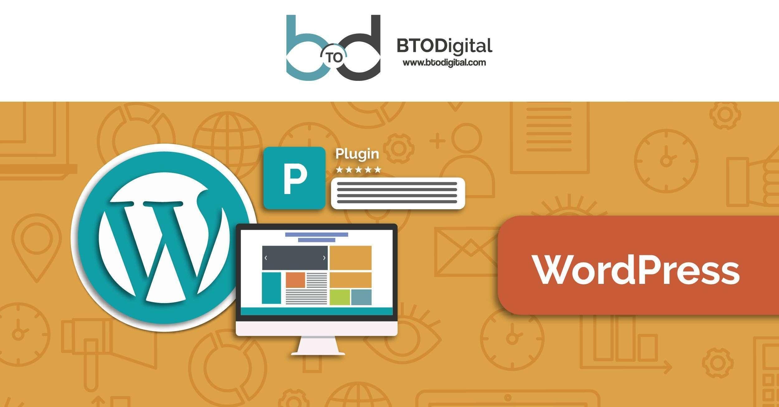 curso de wordpress en Medellín - BTODigital