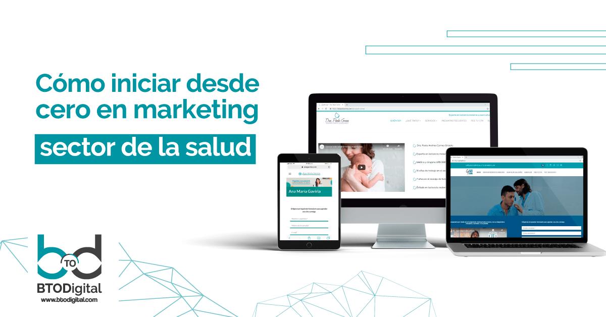marketing medico btodigital - como iniciar con marketing médicomarketing medico btodigital - como iniciar con marketing médico