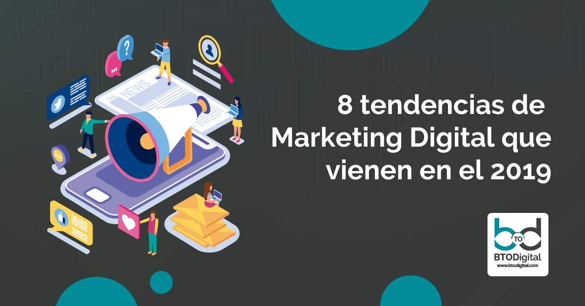Marketing Digital Tendencias 2019