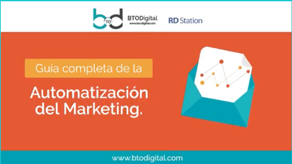 Guía de automatización del marketing digital - BTODigital