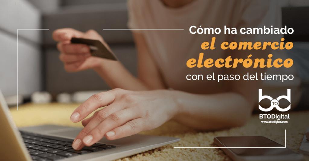 Comercio electrónico - BTODigital