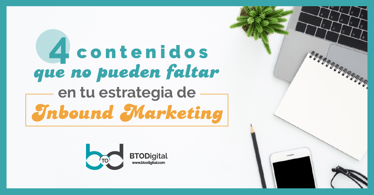 contenidos de inbound marketing