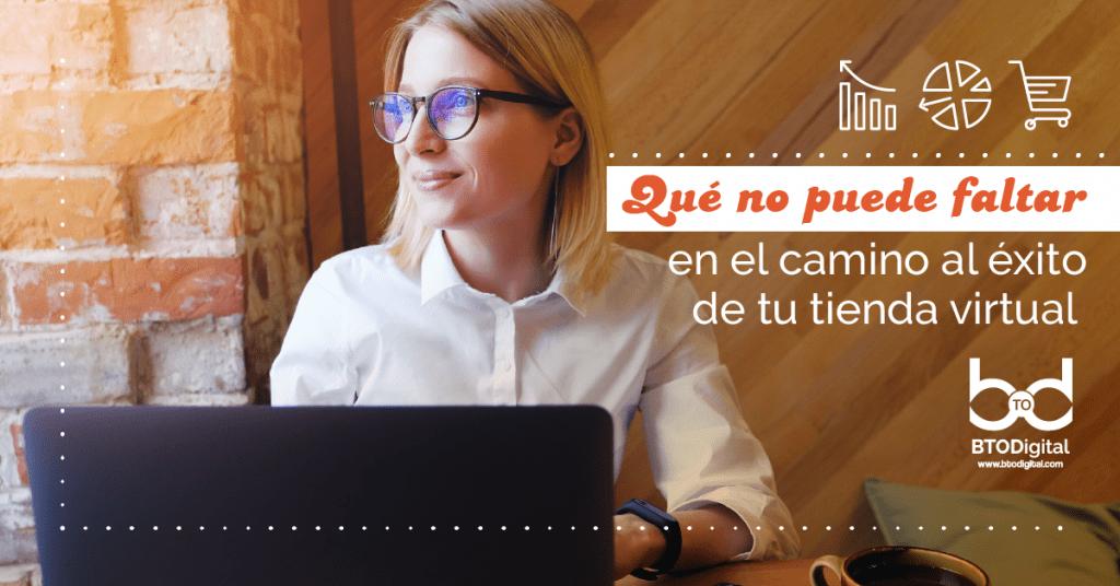 El éxito de un ecommerce Colombia