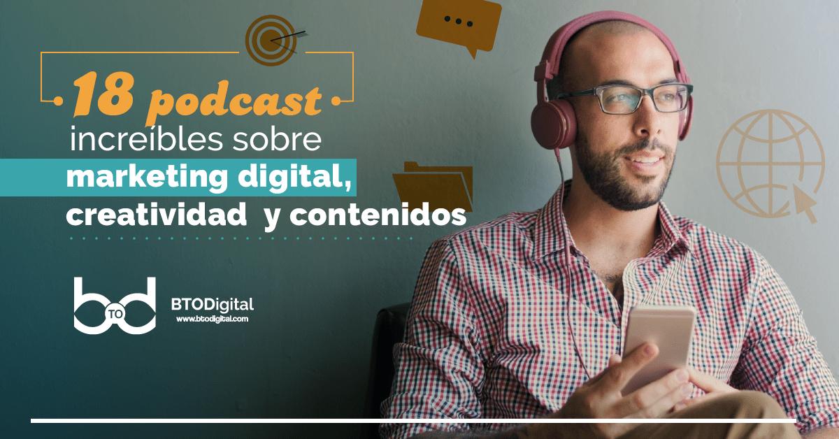qué es un podcast - BTODigital