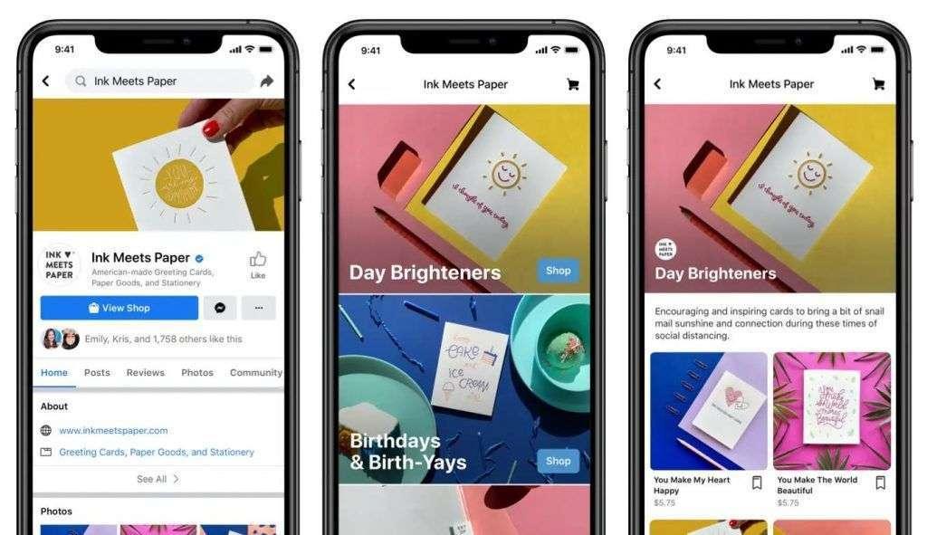 Facebook Shops - BTODigital Agencia de Marketing Digital
