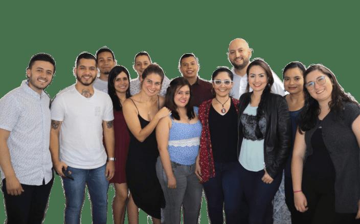 Equipo de BTODigital Colombia 2020