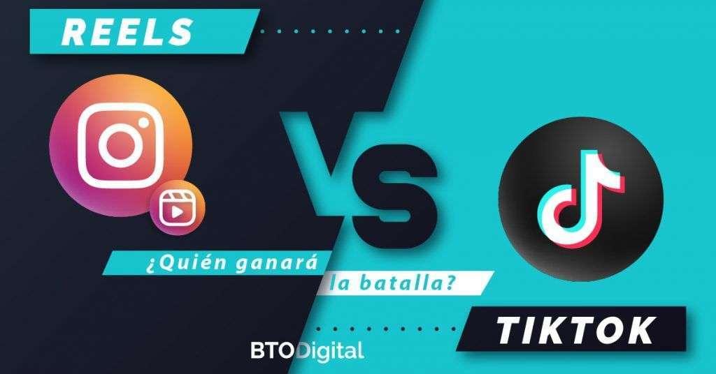 TikTok vs. Reels - BTODigital