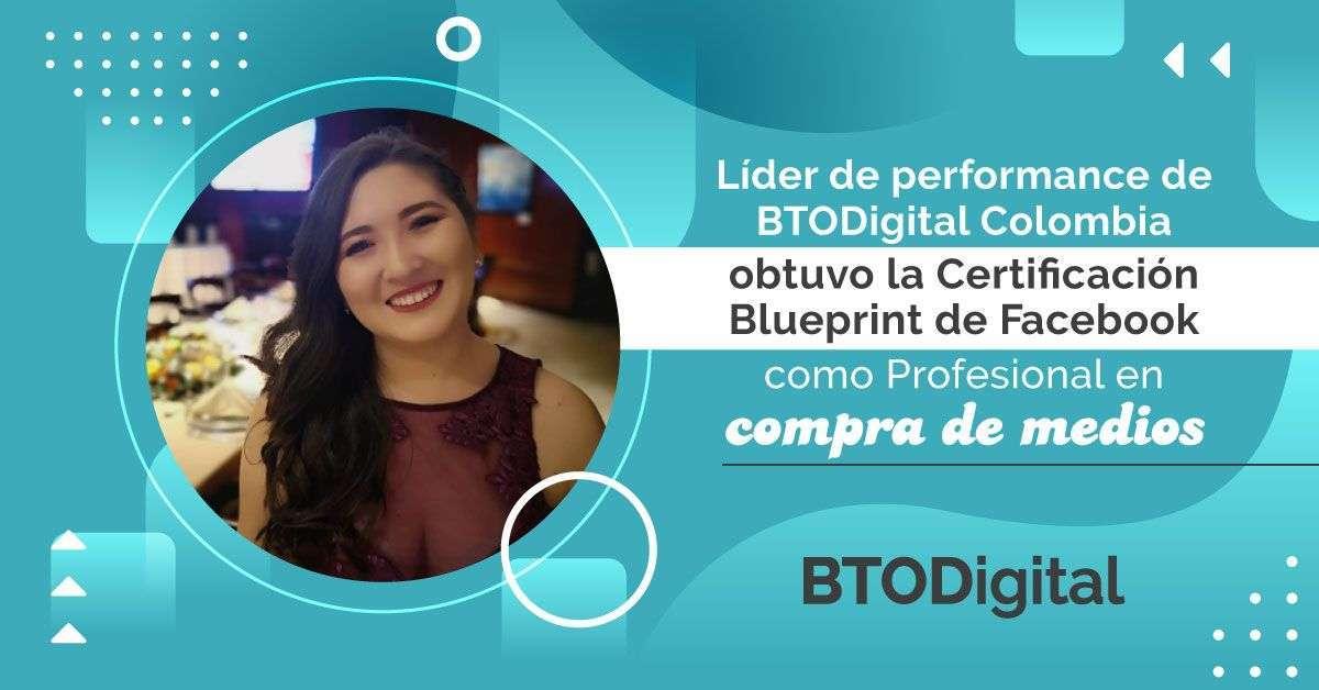 Facebook Blueprint Colombia - BTODigital Colombia