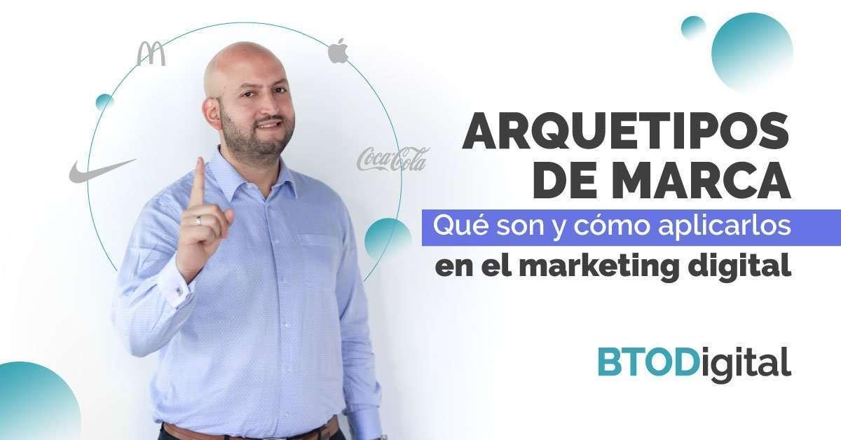 arquetipos de marca - BTODigital
