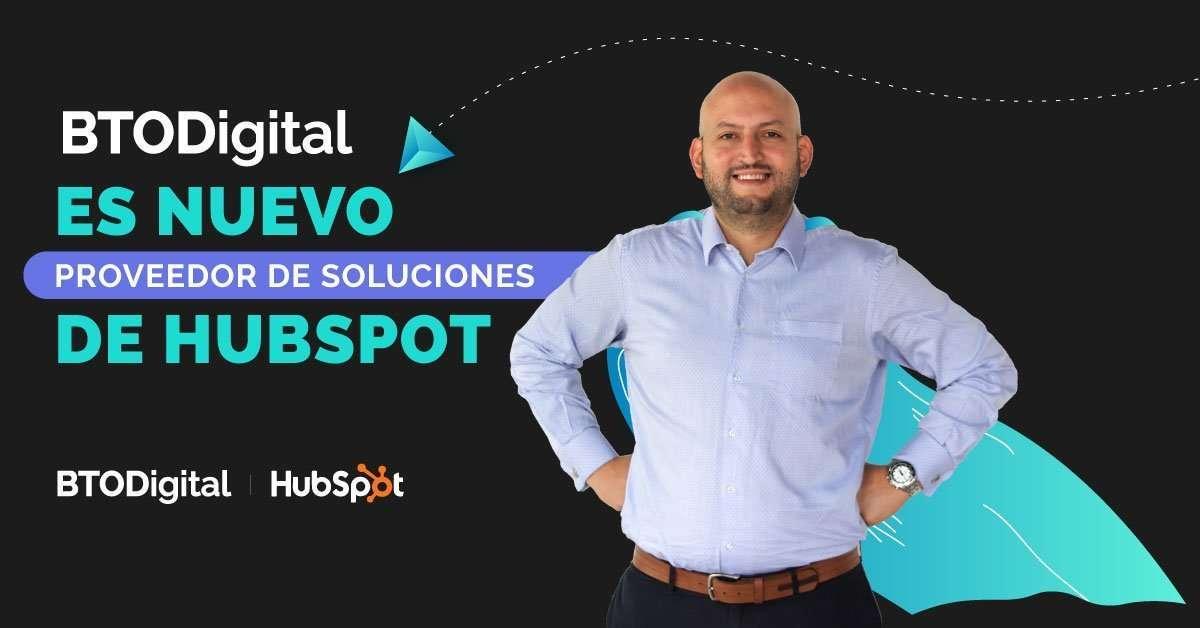 Hubspot en Colombia - BTODigital